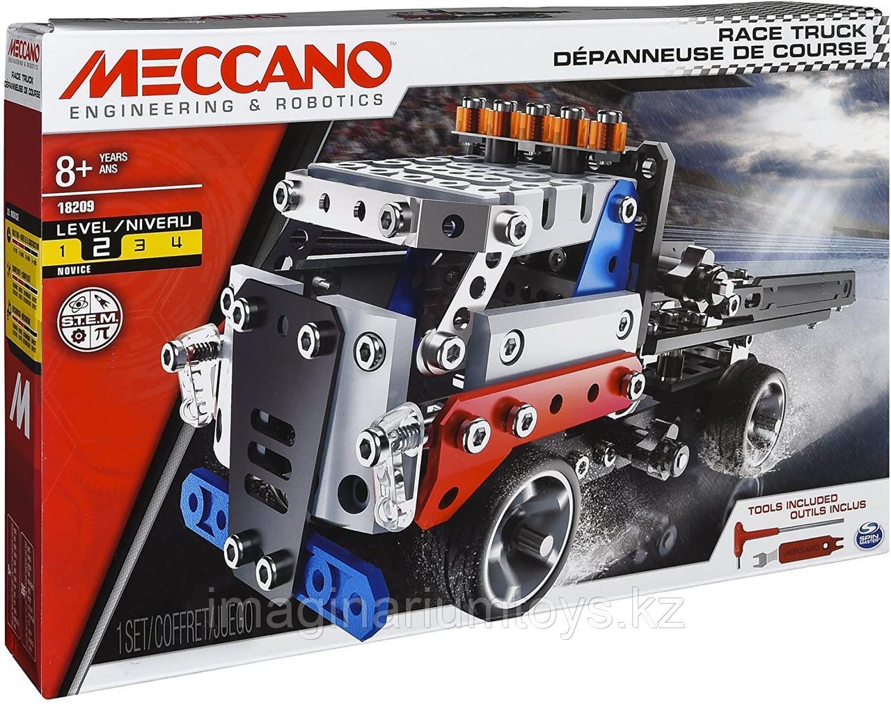 Конструктор Meccano Погрузчик для детей от 8 лет