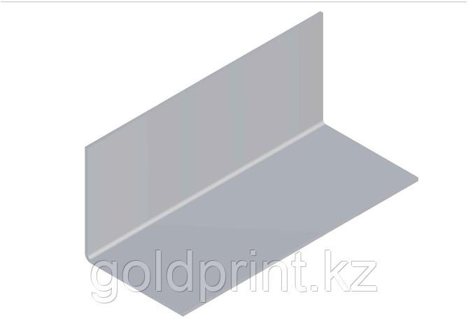 Профиль Г-образный / Строительный уголок 60*80 0,9мм, фото 2