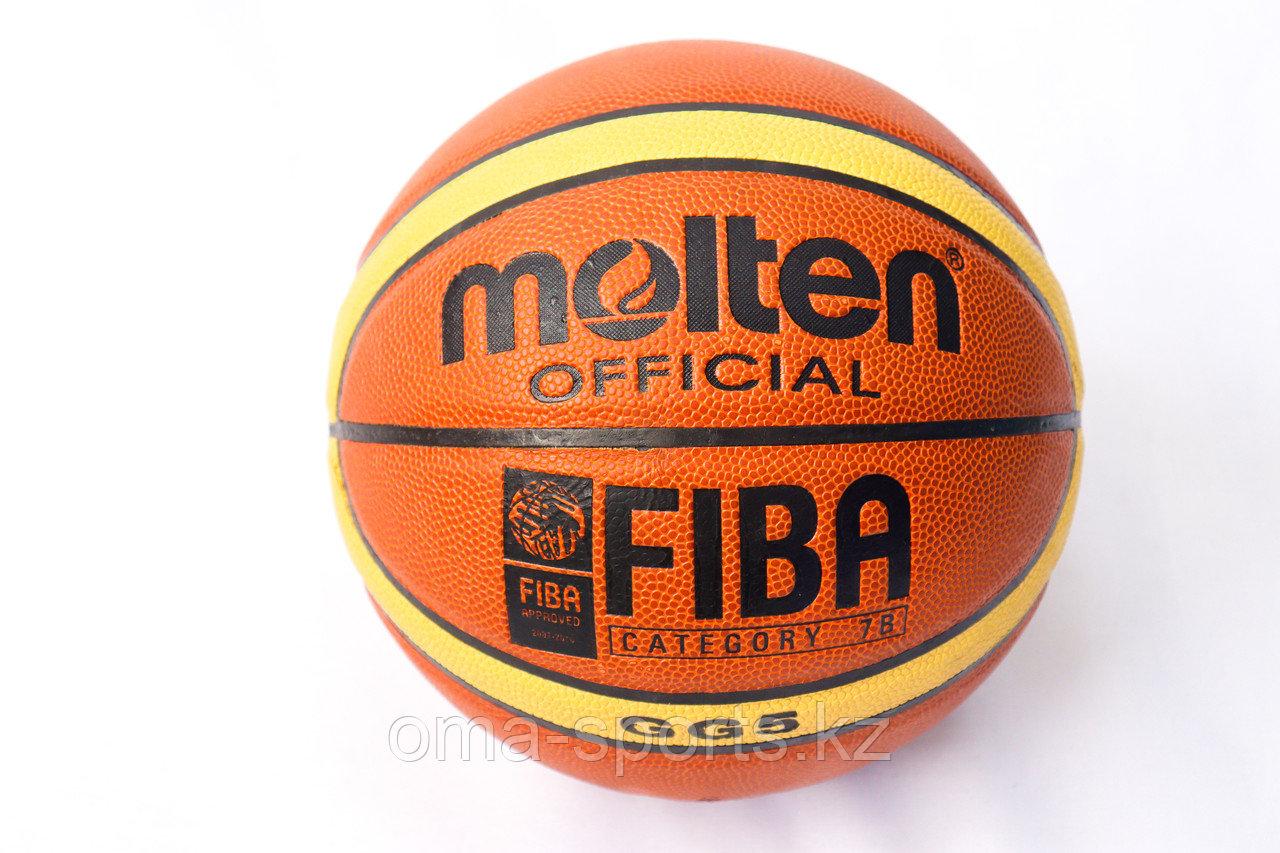 Мяч баскетбол MOLTEN 441