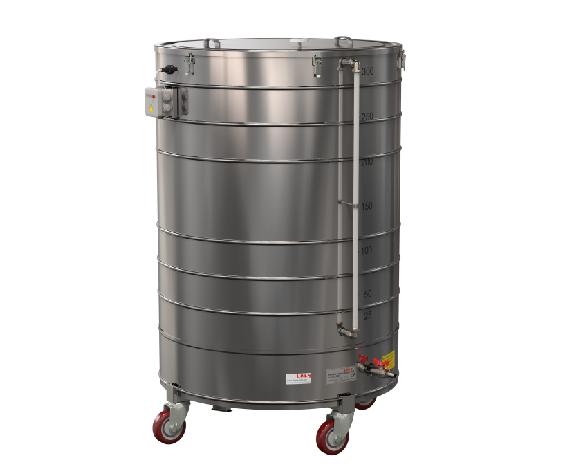 Сборник для хранения очищенной воды С-300