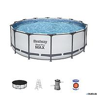 Каркасный бассейн Bestway 457 см 122 см