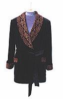 Пиджак кабинетный, черный