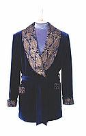 Пиджак кабинетный, темно-синий