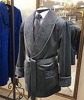 """Пиджак кабинетный """"Тулпар"""", серый"""
