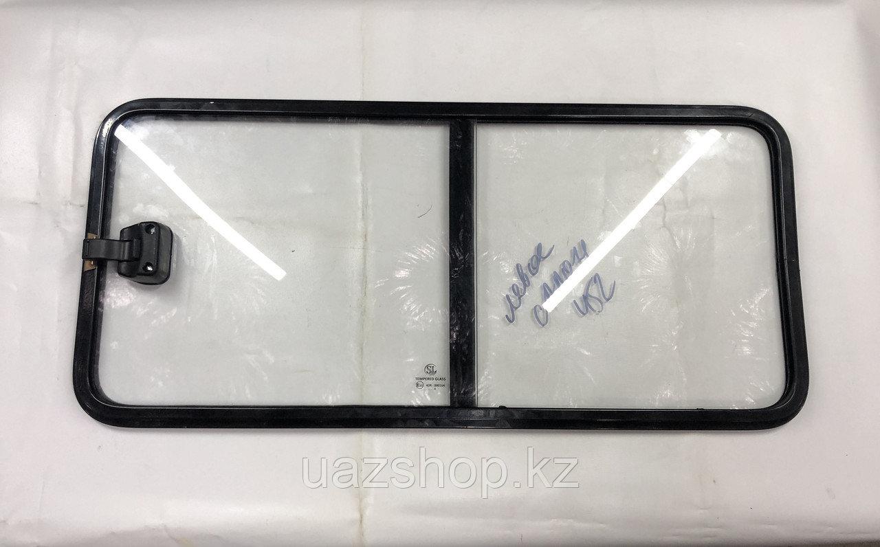 Окно салона 452 сдвижное левое