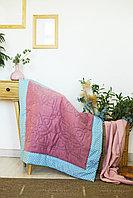Детское одеяло-плед на выписку Счастье 100*100
