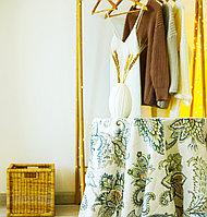 Скатерть 178*130 Зеленые пейсли