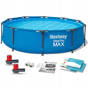 Каркасный бассейн Bestway 56406 (305 х 76 см, на 4678 литров ), фото 2