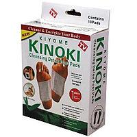 Детоксикационный пластырь для стоп Kinoki Detox (Киноки Детокс), 10 шт.