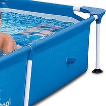 Каркасный бассейн BestWay 56401 (221*150*43 см, на 1800 литров), фото 2