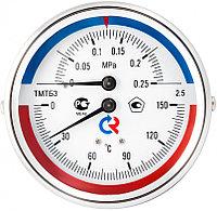 Термоманометры Росма
