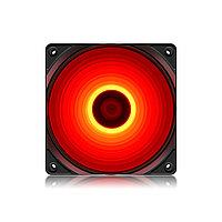 Кулер для компьютерного корпуса Deepcool RF 120R 120мм Red Led