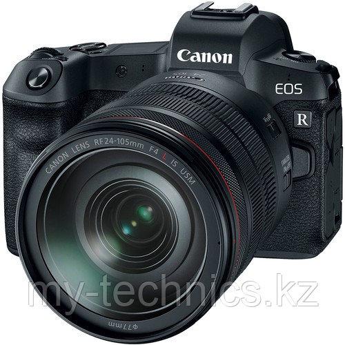 Фотоаппарат Canon EOS R kit RF 24-105mm f/4L IS USM + Adapter Viltrox EF- R 2 гарантия 2 года
