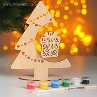 Набор для творчества «Нарядная ёлочка», подарок