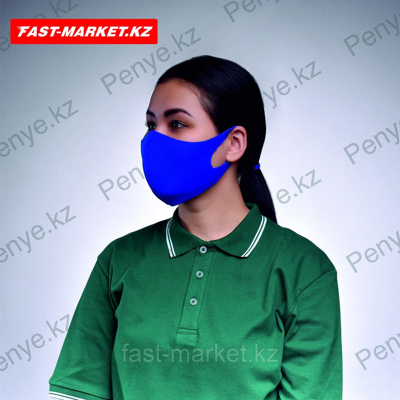 Пошив масок с логотипом в Алматы