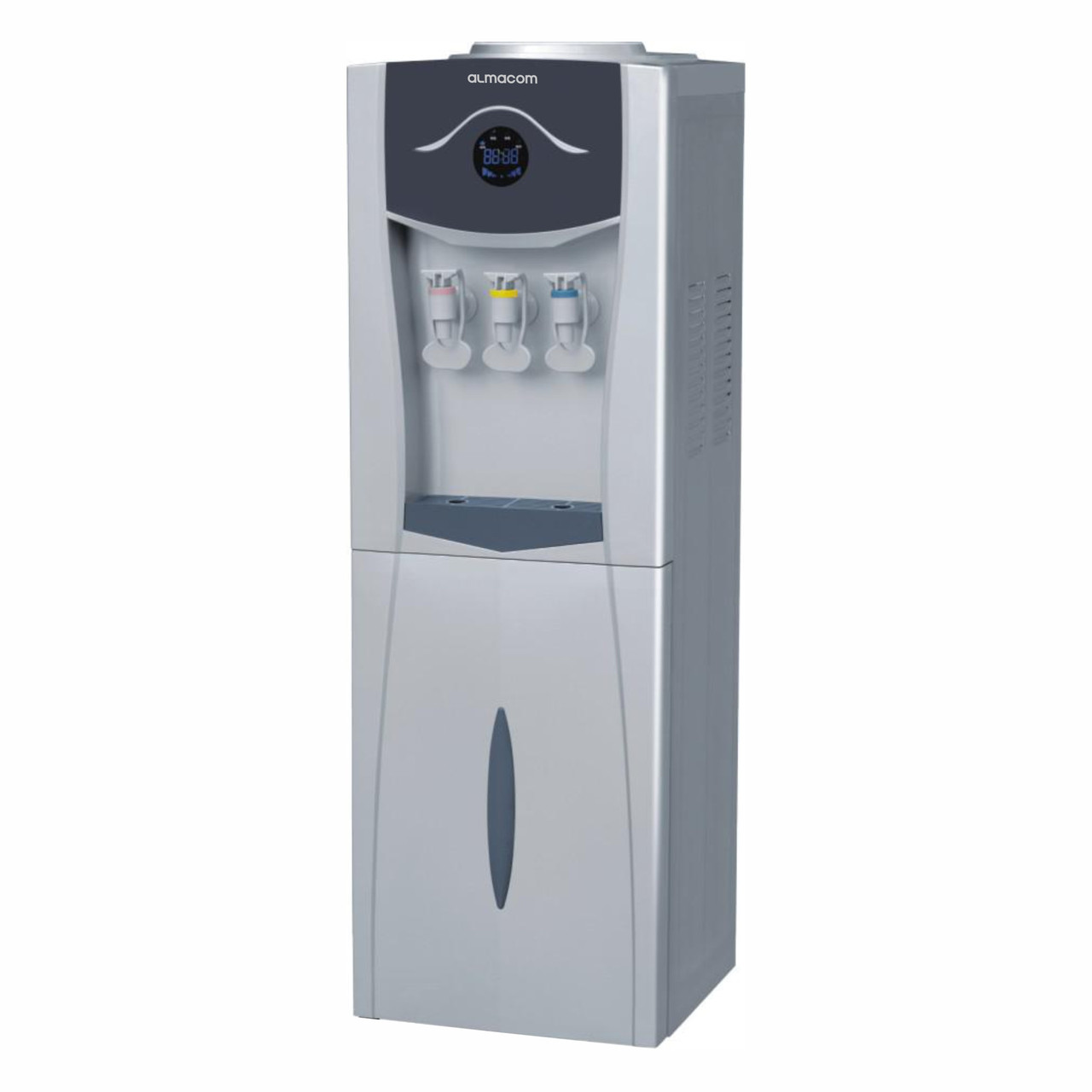 Напольный диспенсер для воды с холодильником Almacom WD-CFO-1AFfr (компрессорное  охлаждение)