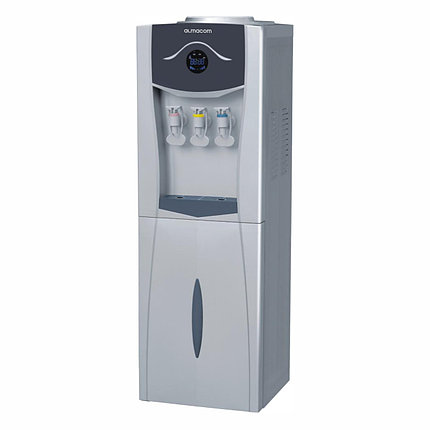 Напольный диспенсер для воды с холодильником Almacom WD-CFO-1AFfr (компрессорное  охлаждение), фото 2
