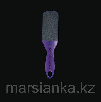AE 10/1 Терка для педикюра пластиковая Staleks 60/80