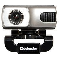 WEB-камера Defender G-lens C-110 Black