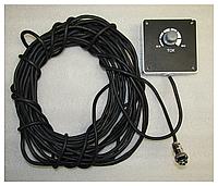 Дистанционный регулятор сварочного тока, 15 м ( разъем 5 пин)