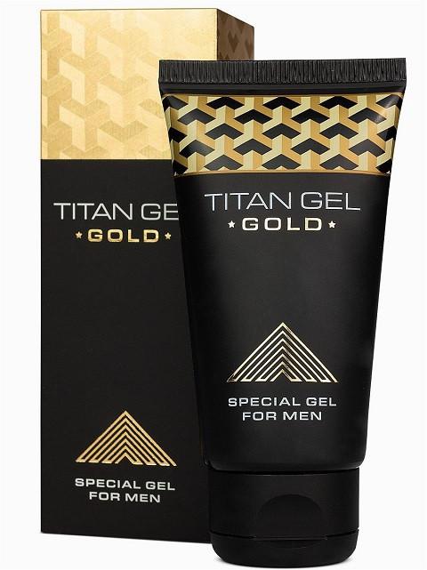 Гель для мужчин Titan Gel Gold Tantra, 50 мл
