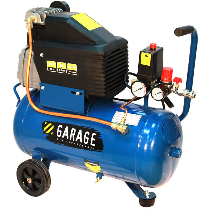 Поршневой компрессор Garage PK 24.F210 / 1.3