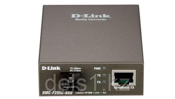 Медиаконвертер D-LINK DMC-F20SC-BXU