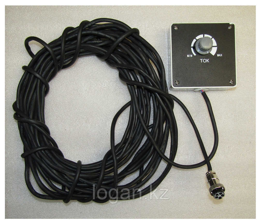 Дистанционная регулировка тока для MMA сварки, 15м (4 пин)