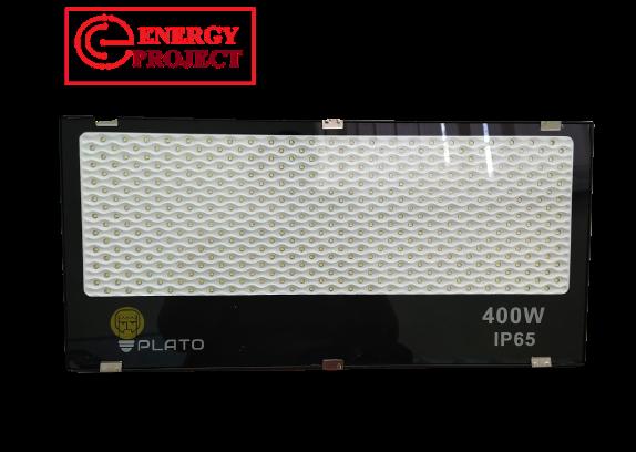 Прожектор PLATO LED 400W IP65  6500К