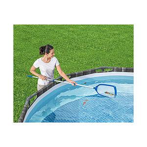 Сачок для чистки бассейна складной Bestway 58635