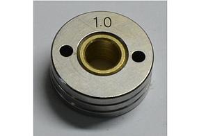 Ролик подающий под сталь (30-10-12) 1,0/1.2