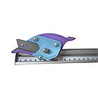Линейка-резак для раскройки широкоформатных материалов (160см), фото 5
