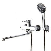 Смеситель для душа/ванны с длинным гусаком GLORIA DSV002
