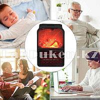 Обогреватель Flame Heater портативный LCD-дисплей дистанционный пульт управления 500 W