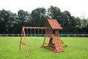 Детский спортивно-игровой комплекс Смурфик
