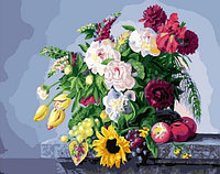Картина рисование по номерам ,40x50 см