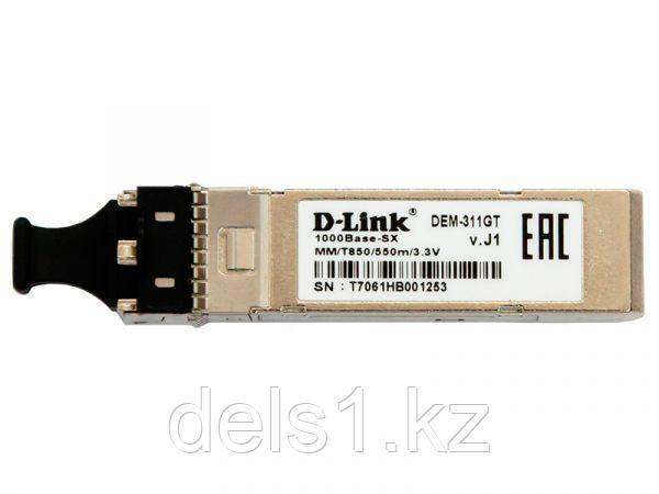 Трансивер (оптический модуль) D-Link DEM-311GT