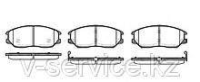 Тормозные колодки REMSA     1085.02-AF