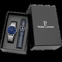 Мужские часы Pierre Lannier CityLine +ремешок 377C168