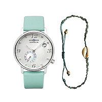 Женские часы Zeppelin Luna + браслет 76311