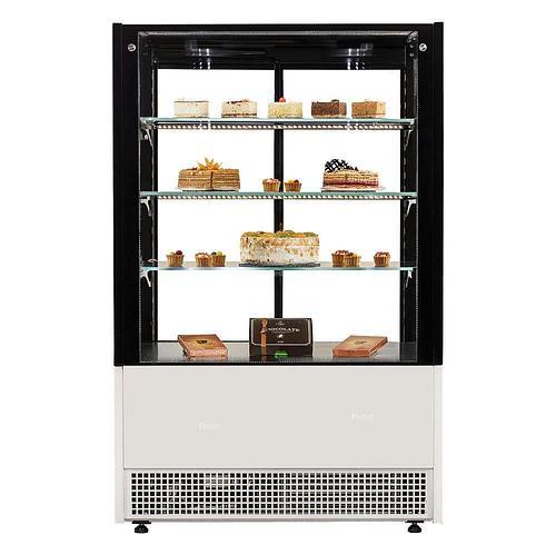 Витрина холодильная Cryspi Elegia Quadro К 850 Д (ВПВ 0,26-1,23)
