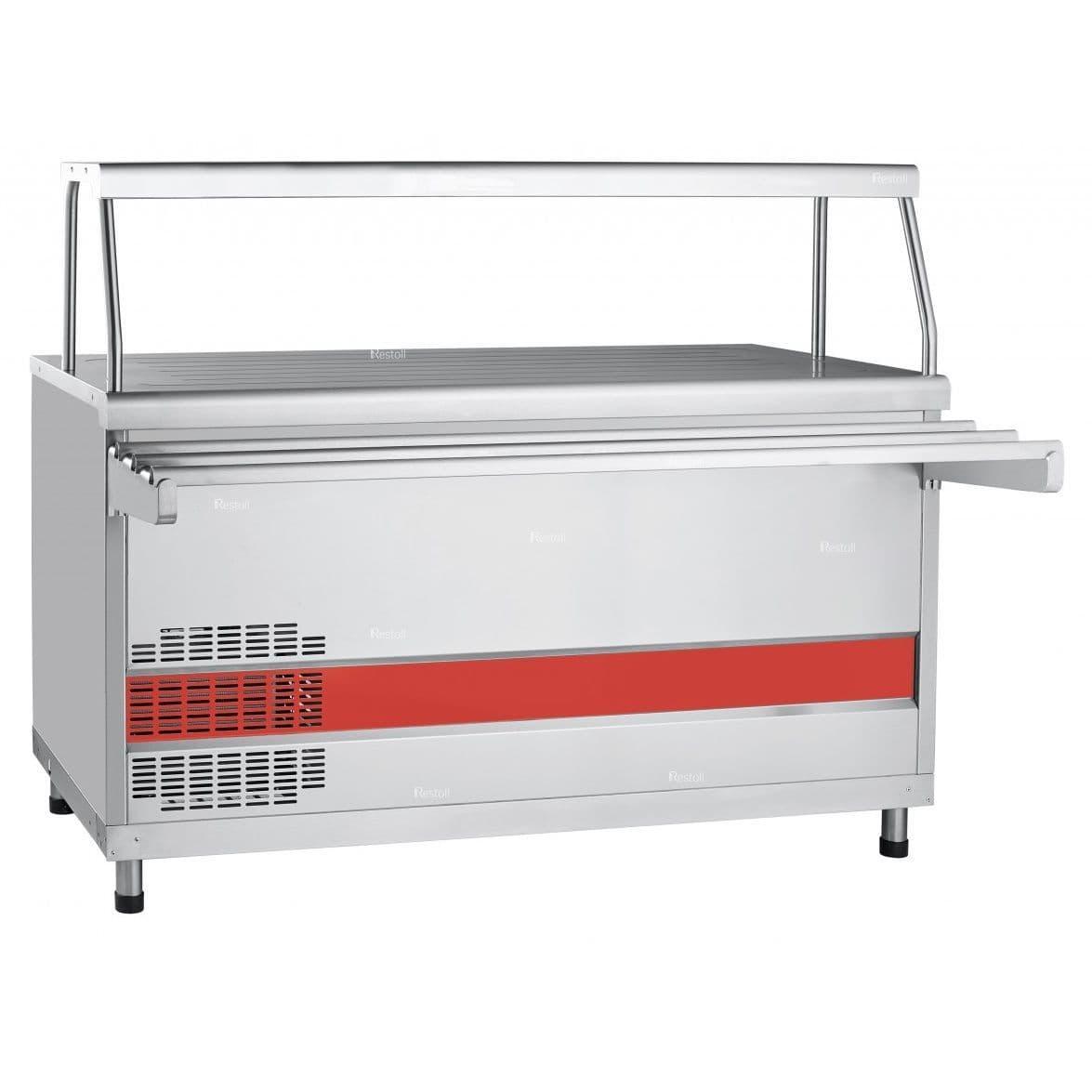 Прилавок холодильный ABAT «Аста» ПВВ(Н)-70КМ-01-НШ