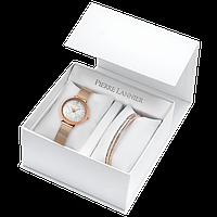 Женские часы Pierre Lannier Petite Cristal 399F908+браслет