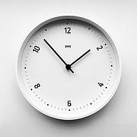 Настенные кварцевые часы PLEEP LOKI B&W-S-14B