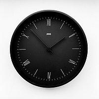 Настенные кварцевые часы PLEEP HARDY B&W-S-07С