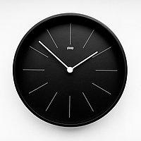 Настенные кварцевые часы PLEEP BERNE B&W-S-05С