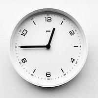 Настенные кварцевые часы PLEEP ICE B&W-S-04B
