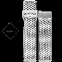 Ремешки от Pierre Lannier Стальной Миланское плетение 22ММ BRA021A2211
