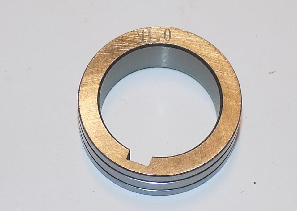 Ролик подающий под сталь (35-25-10) 0.8/1.0