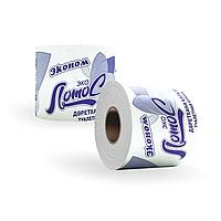 Туалетная бумага Лотос Эко Эконом